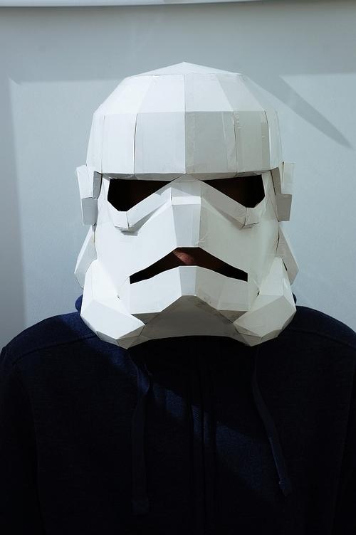 Une version plus Geek de ces masques 3D